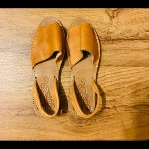 Shoes - Handmade lady sandals!